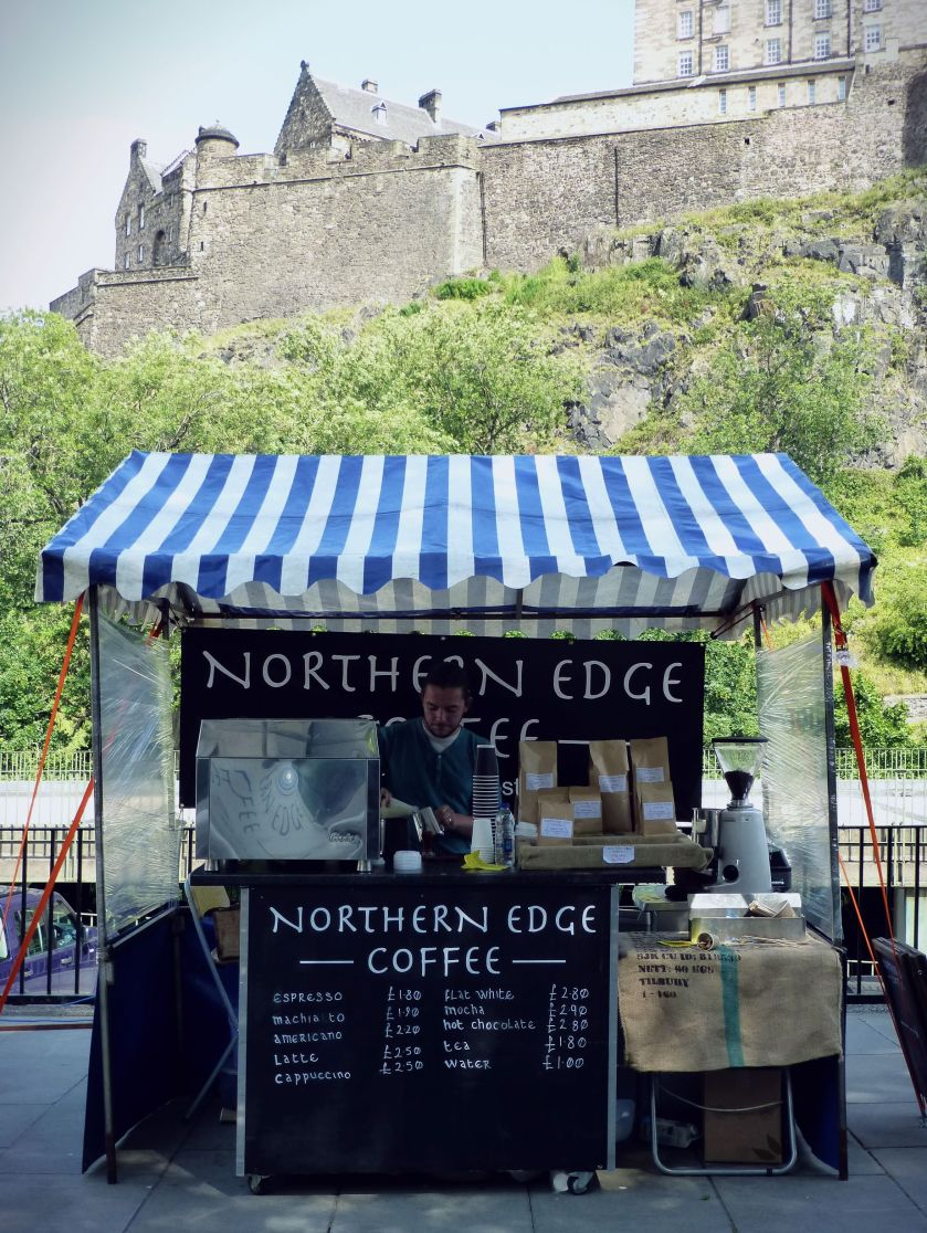 5 Best Edinburgh Coffee Shops | The Alternative Atlas