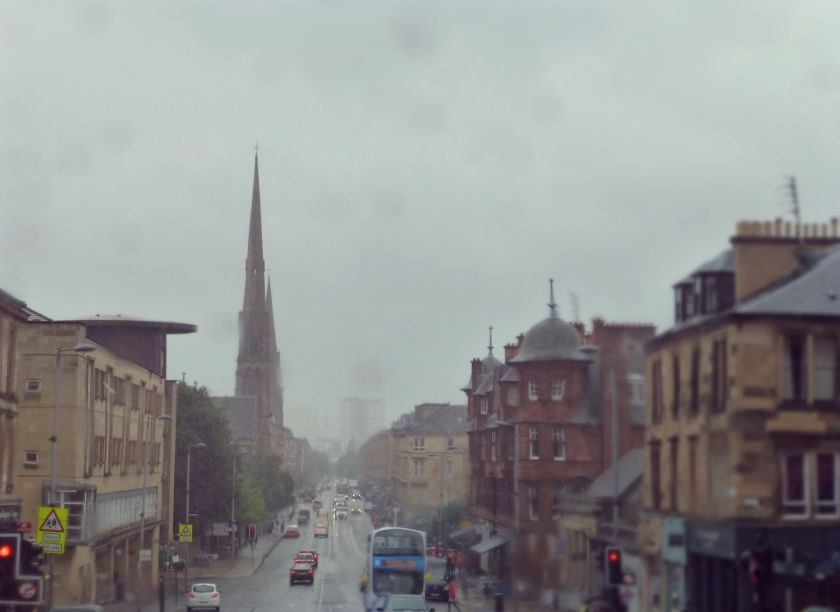 Glasgow in 100 Words or Less | The Alternative Atlas