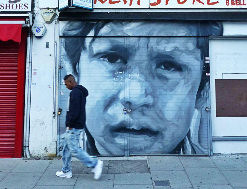 London East End Street Art Tour | The Alternative Atlas