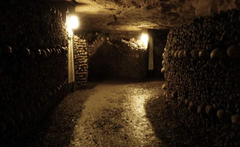 The Alternative Atlas | Paris Catacombs