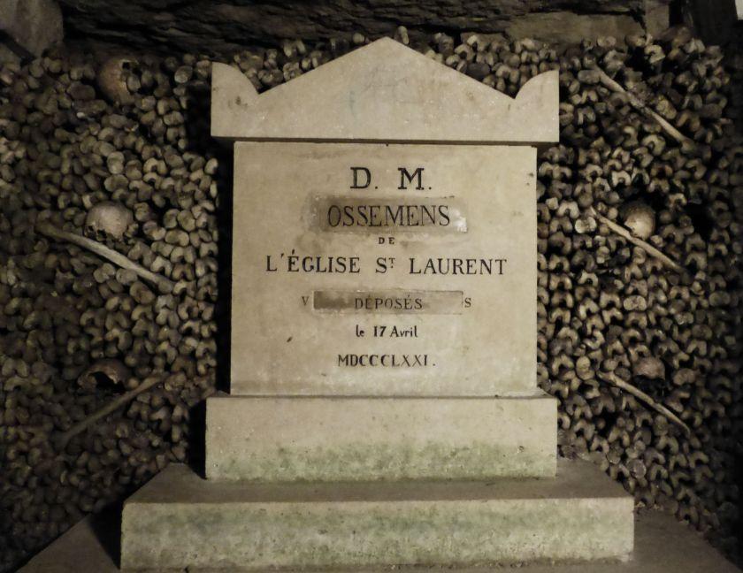 The Alternative Atlas   Paris Catacombs