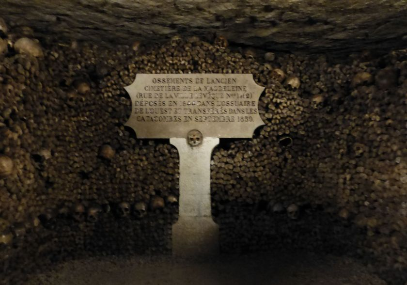 The Alternative Atlas | Paris Catacombs