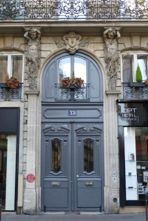 The Alternative Atlas | Door of Paris