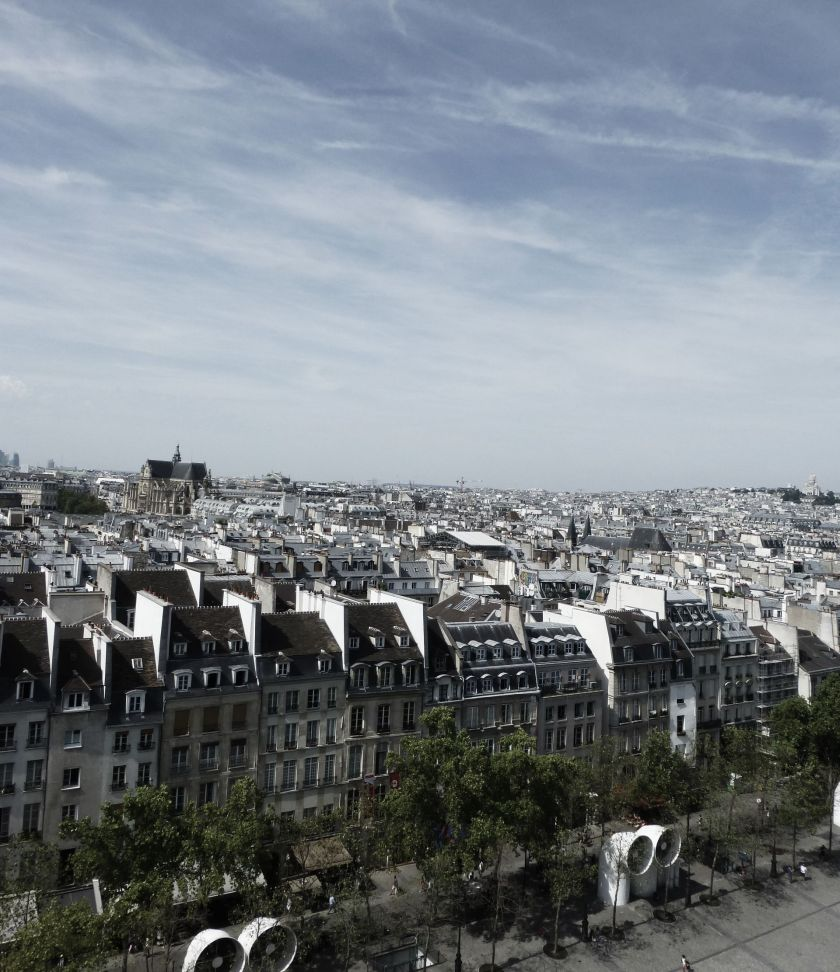Best Paris Art Museum: Centre Pompidou | The Alternative Atlas