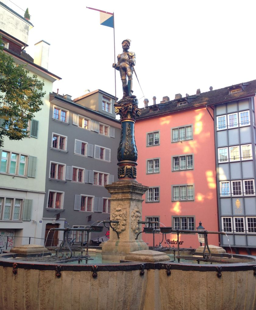 Zurich in Living Color | The Alternative Atlas