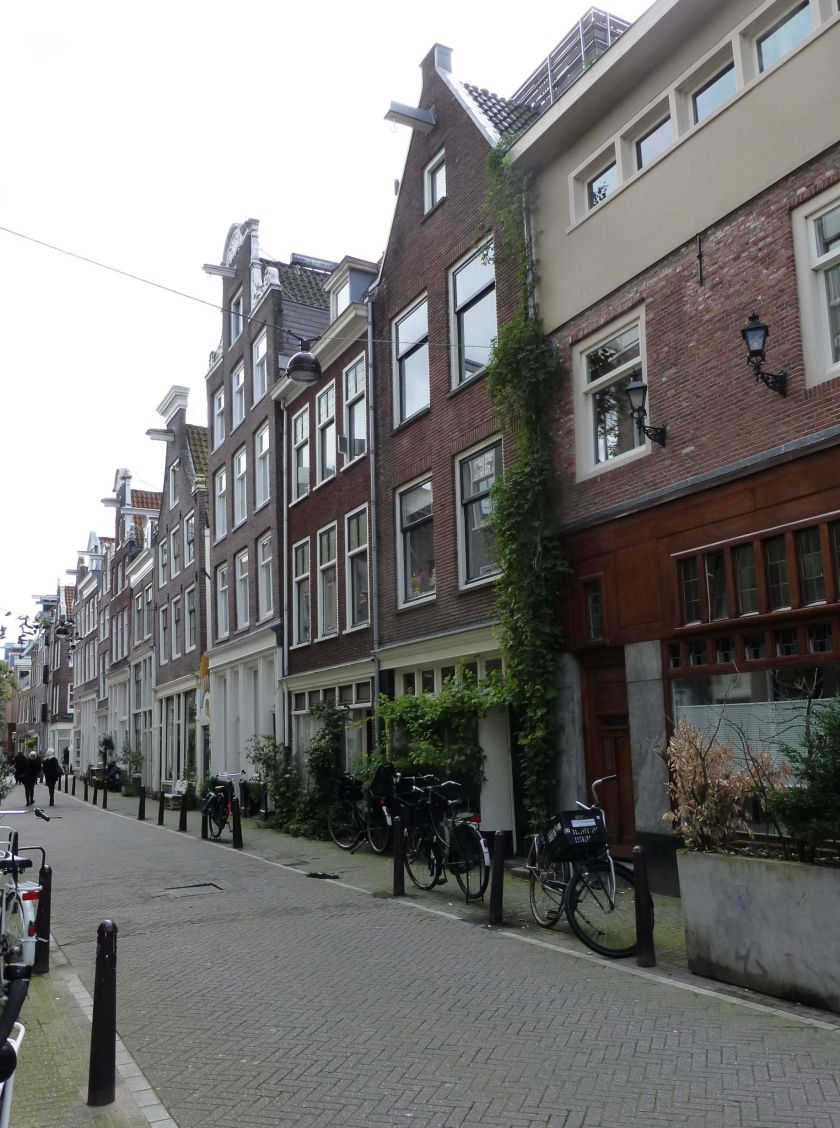 Amsterdam Crooked Canal Houses | The Alternative Atlas